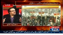 Live With Dr. Shahid Masood ~ 19th January 2015 - Pakistani Talk Shows - Live Pak News