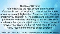 Monroe 40050 Shock Absorber