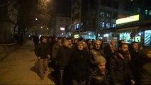 Tunceli'de, Hrant Dink Yürüyüşü