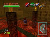 Legend of Zelda Ocarina of Time Master Quest - Part 22 - Fire Temple Confusion