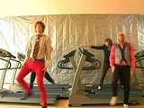 Ok Go Here it goes again (The Treadmill Video) remake - video