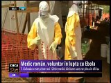 Un medic din Iaşi este voluntar în lupta cu Ebola. Doctorul-deputat Tudor Ciuhodaru este printre cei 120 de medici din toată lumea care vor pleca în Africa de Vest pentru a îngriji bolnavii cu Ebola.