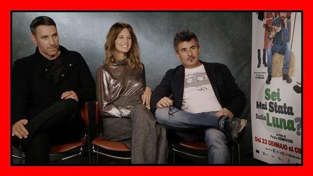 Intervista a Raoul Bova, Paolo Genovese e Liz Solari