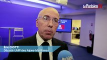 Eric Ciotti souhaite le retour de la loi Ciotti