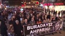 Hrant Dink İçin Yürüdüler
