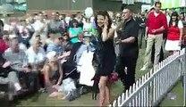 Pakistani Anchor Reham Khan dancing in UK-AAJ WITH REHAM KHAN, AAJ NEWS, AAJ TV,BBC,VIDEOBUX HD Video