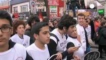 Miles de turcos piden justicia en el octavo aniversario del asesinato del periodista Hrant Dink