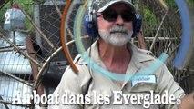 Balade sur un Airboat dans les Everglades