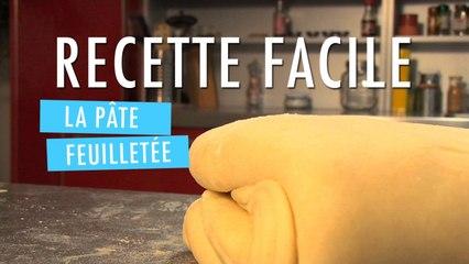 Réaliser une délicieuse pâte feuilletée - Recette Facile