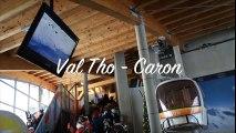 Ski Les Menuires Les 3 Vallées Val Thorens Hors piste Noire Caron extreme La Folie Douce