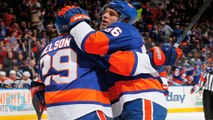 Kulemin, Islanders Bust Out Again in 7-4 Win Over Flyers