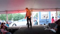 Colin Paul sings You'll Never Walk Alone at Elvis Week 2013 video