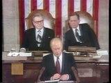 1975 : « L'état de l'Union n'est pas bon » (Gerald Ford)