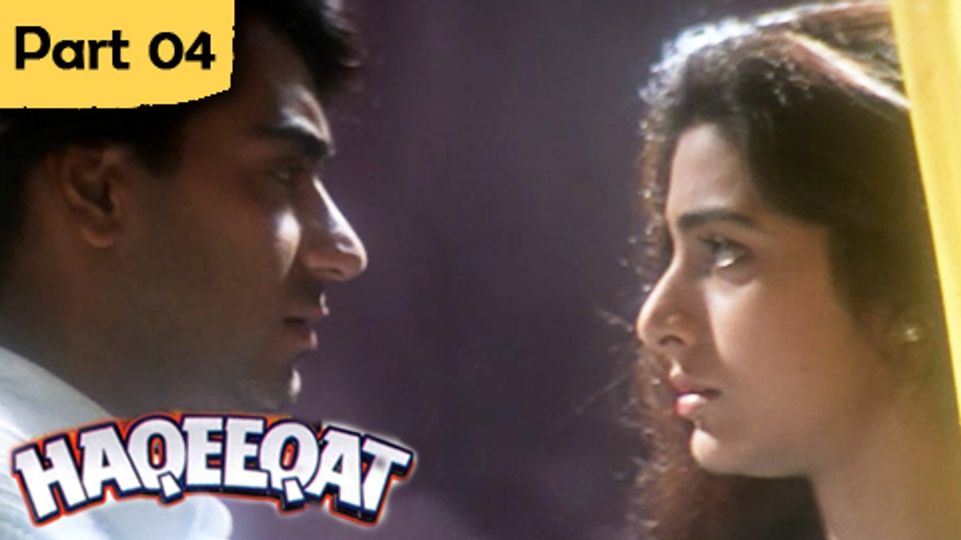 Haqeeqat - Part 04/12 - Bollywood action romantic super hit Hindi movie - Ajay devgan, Tabu