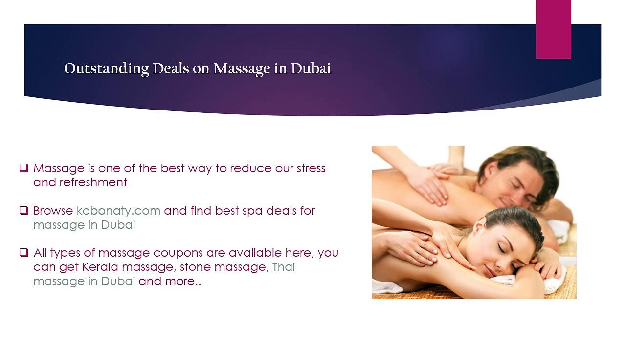 Dubai Spa Deals and Discount Coupons