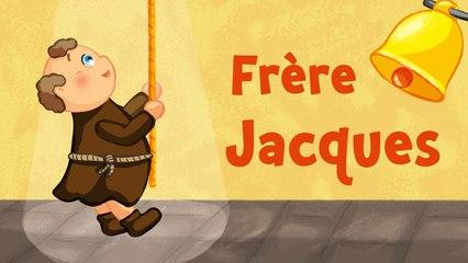 Frère Jacques (comptine avec paroles)