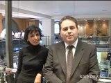 Rachida Dati et Xavier Bertrand au QG