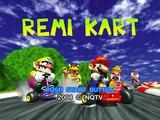 Mario Kart (Rémi GAILLARD) Full HD