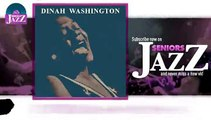 Dinah Washington - I'll Close My Eyes (HD) Officiel Seniors Jazz