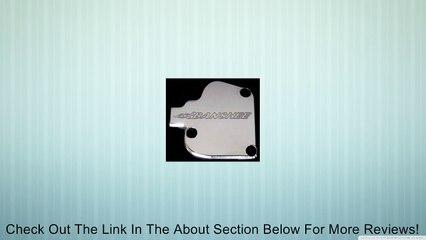 ModQuad Throttle Cover Flaming Banshee TC1-B