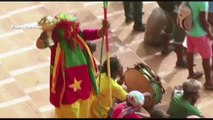 AFRICA24 FOOTBALL CLUB du 20/01/15 - CAN 2015 - partie 2