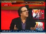 Dr. Shahid Masood Hazrat Mosa ka aik Qissa sunate huye