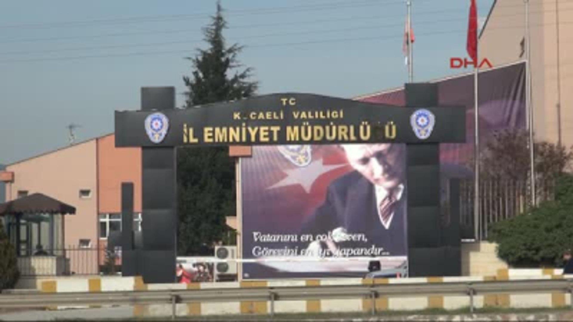 Kocaeli Gebze -Detay-Polis Tübitak'ın Gebze Yerleşkesine Girdi