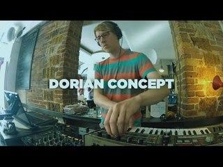 Dorian Concept • Live Set & Interview by Soulist • LeMellotron.com
