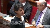 [ARCHIVE] Éducation prioritaire - Questions au Gouvernement à l'Assemblée nationale : réponse à la députée Bérengère Poletti, mardi 20 janvier 2015