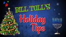 Bill Tull's Budget Holiday Tips 2014  - CONAN on TBS