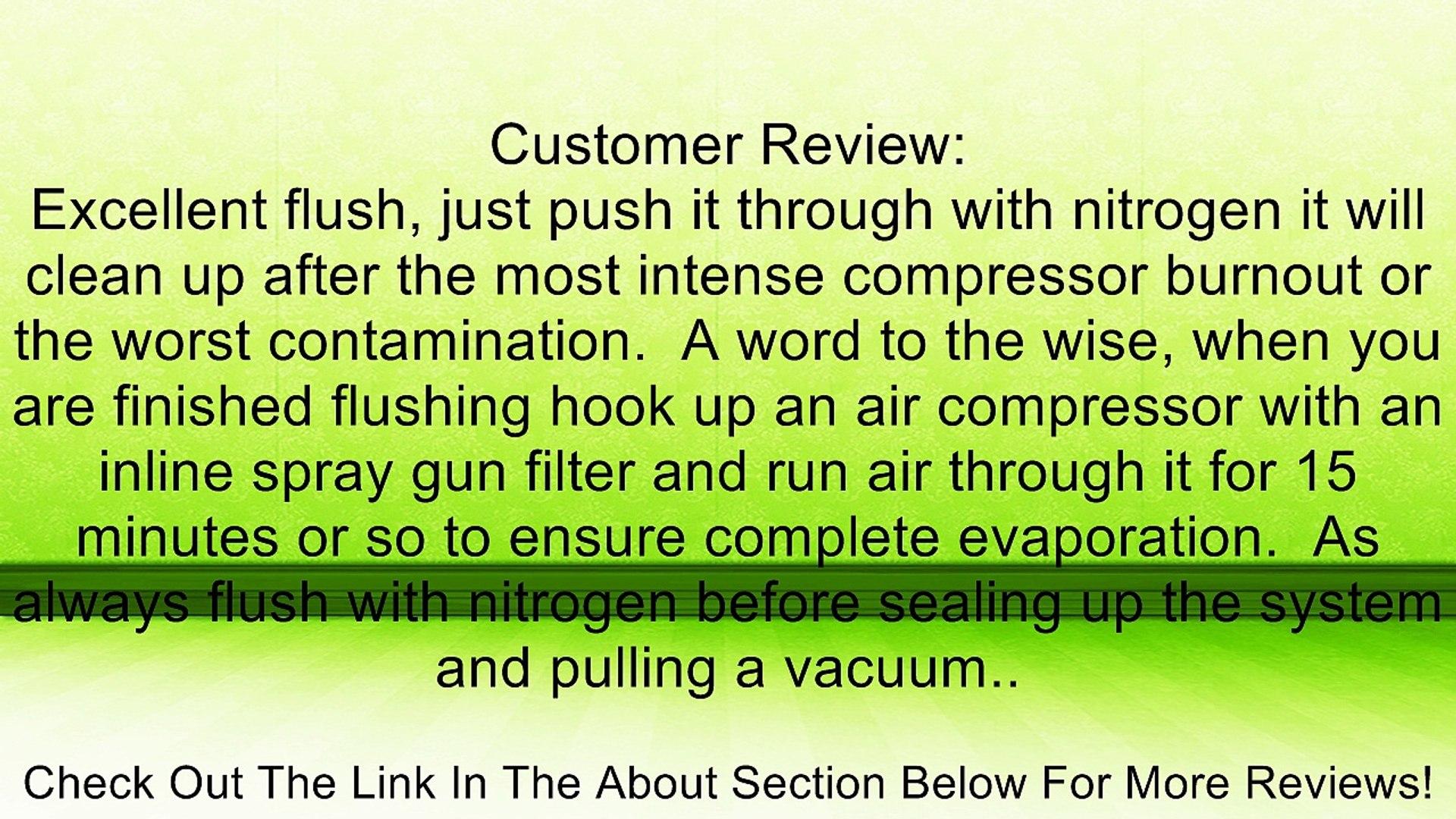 FJC 2032 A/C Flush - 32 fl  oz  Review