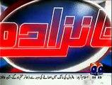 Aaj Shahzaib Khanzada Ke Saath 19 January 2015 - Geo News -  PakTvFunMaza