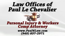 Personal Injuries Lawyers   Paul Le Chevalier specializes in personal injury law