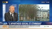 "BFM Story: Manuel Valls a dénoncé un ""apartheid territorial, social et ethnique"" – 20/01"