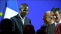 VIDEO – La cérémonie de naturalisation de Lassana Bathily