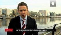 Λαγκάρντ: «Μετά τις εκλογές θα υπενθυμίσουμε στην Ελλάδα τις υποχρεώσεις της»