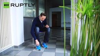 Alemães criam sapatos que produz energia