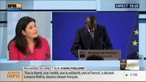 """""""Compatriote Lassana Bathily"""" Raquel Garrido sur BFMTV"""