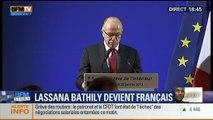 """Naturalisation de Lassana Bathily (1/5): """"Il s'est comporté en citoyen courageux dans des circonstances dramatiques"""", Bernard Cazaneuve – 20/01"""