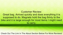 "Joe Rocket 759-0000 Manta XL Black 14"" x 10"" x 7. 5"" Motorcycle Tank Bag Review"