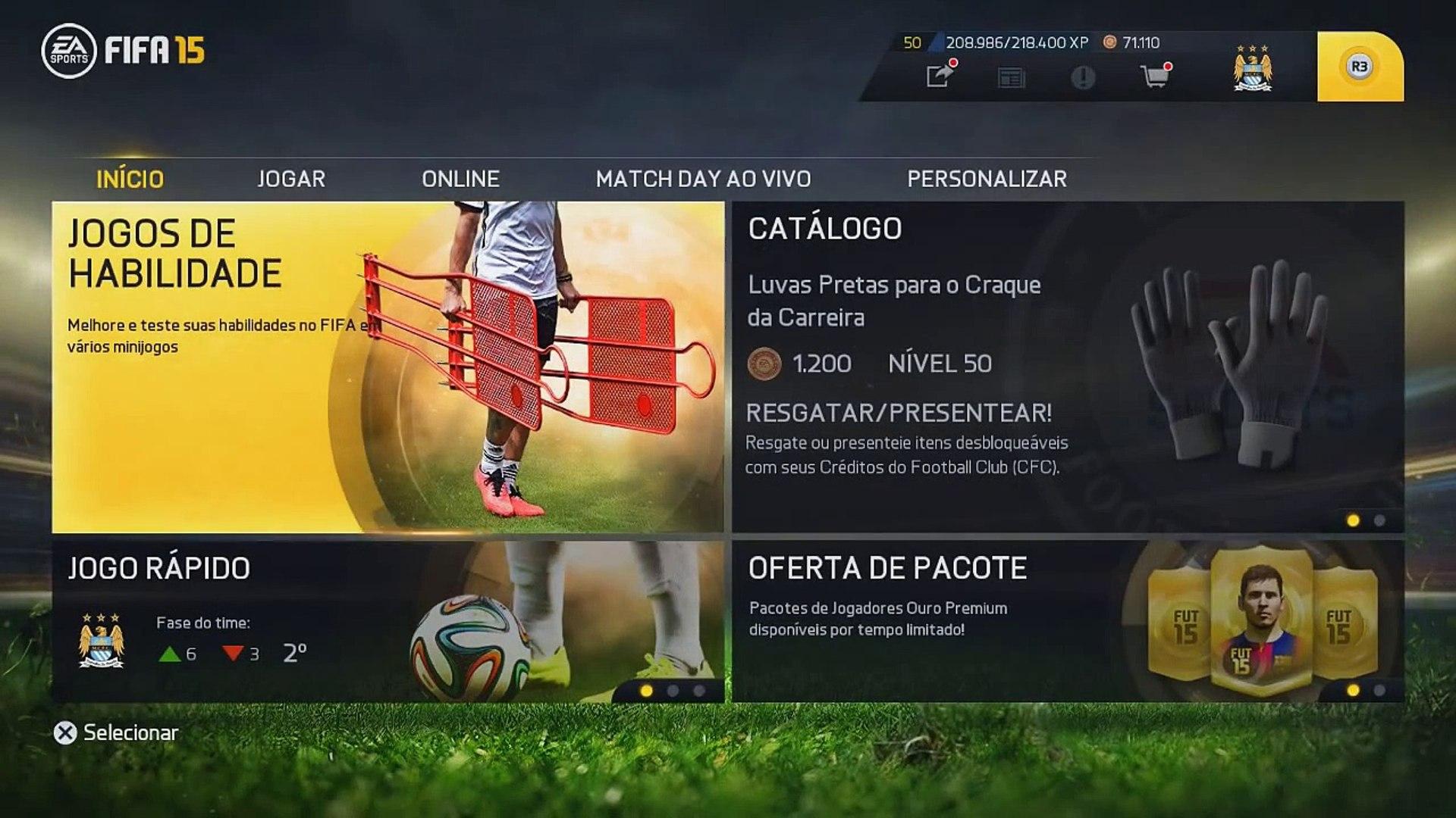 De nada o vale o jogo de videogame sem saber dar aqueles dribles... Aprenda a firular no FIFA 15!