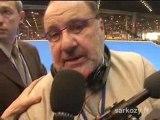 Serge Moati au congrès de Sarko