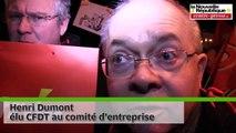 VIDEO. Poitiers. Des manifestants s'invitent aux voeux de la région Poitou-Charentes