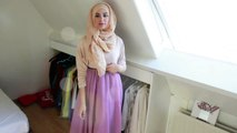 Get Ready With Me   Makeup Tutorial, Hijab Tutorial & Outfit of the day!   Hijab Hills