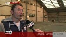 Océane Dodin, la fierté du FOS tennis Villeneuve d'Ascq