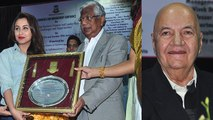 Rani Mukerji & Prem Chopra Felicitated At The Mumbai University