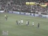 Penal Errado de Ronaldinho vs Sevilla
