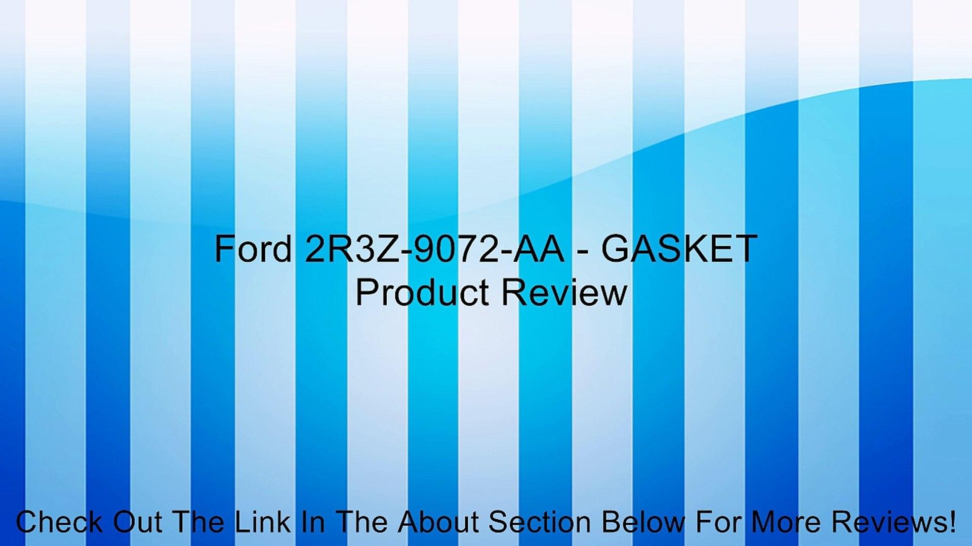 Genuine Ford Gasket F4TZ-9448-A