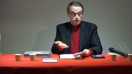 Nicolas GILLE, lecture de poèmes   partie 1
