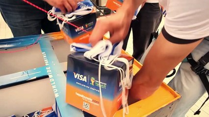 Hepsiburada&Visa - Paraşüt